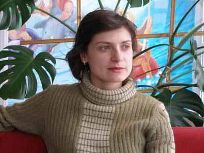 Небратенко Ольга Олеговна