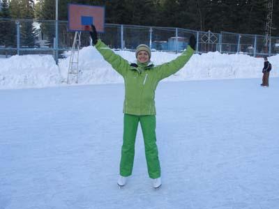 Новый 2007 г. Терскол