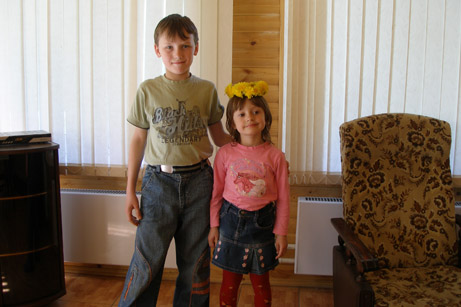 Май 2008 Подмосковье