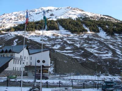 Эльбрус зимой 2006