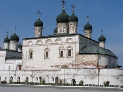 Астраханский Кремль 2005