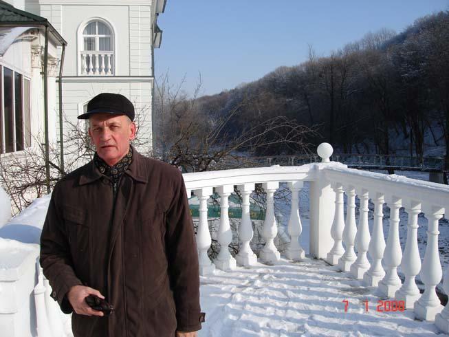 Новый 2008 г. КБР